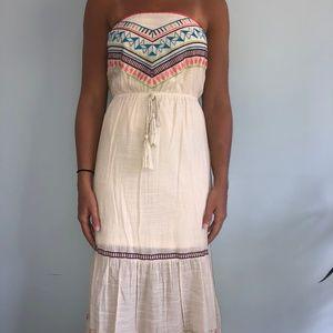 Nordstrom Rack | Off White Tribal Design Dress